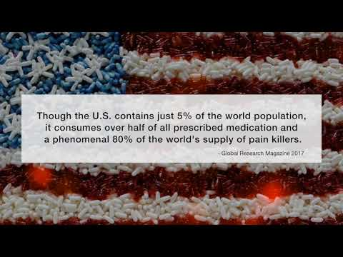 Is Big Pharma Lying to You? The U.S. Drug Epidemic Indicates They Are!