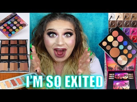 WILL I BUY IT #12 | Kat Von D, Morphe, BH Cosmetics & More New Makeup Releases