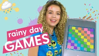 Rainy Day Games: Robotic Arm, Frog Game, Magnetic Checkers | GoldieBlox