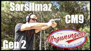 Sarsilmaz CM9 Gen 2: Budget CZ-75 Clone 9mm Pistol Review