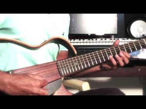 Ek Dil Ek Jaan Guitar Instrumental Cover Padmaavat
