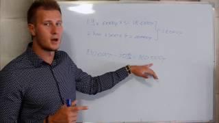 Клининговый бизнес. Создание сверхприбыльной клининговой компании с доходом $3000-7000 Урок 1