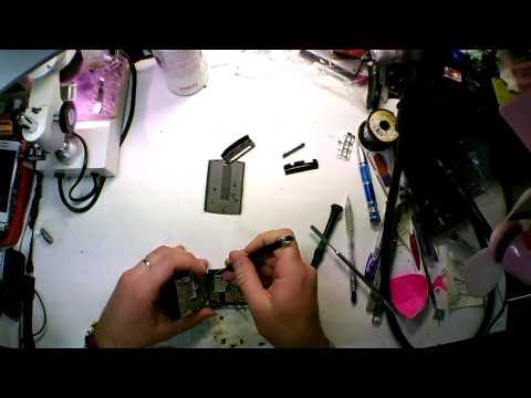 Замена тачскрина Nokia 5250