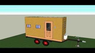 Studio Cabin On Wheels By Solarcabin