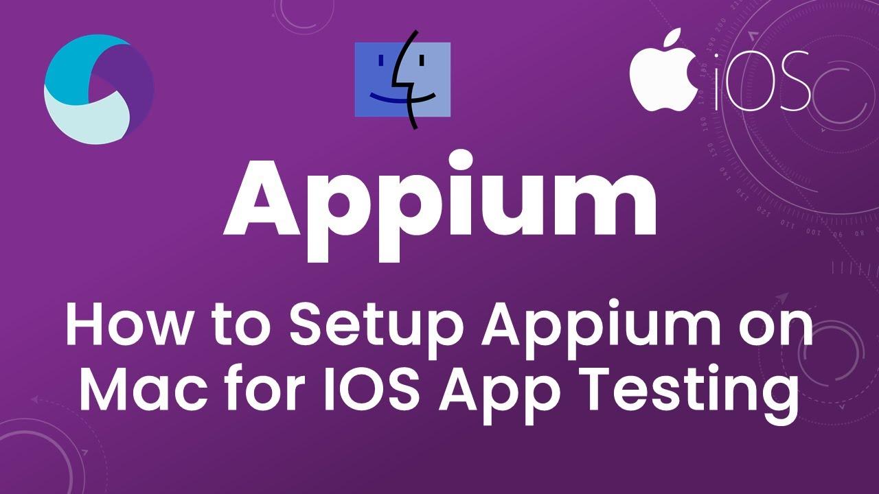 Appium Tutorial 20 : How to Setup XCode & IOS Simulator, UICatalog App
