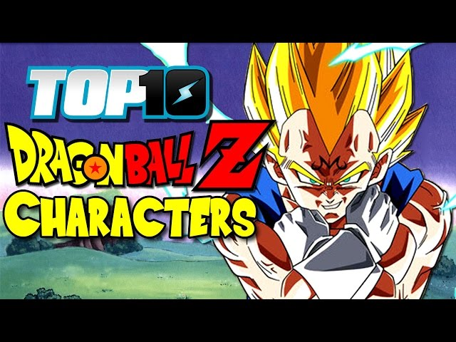 Free Top 10 Greatest Dragon Ball Z Characters Reaction Mp3