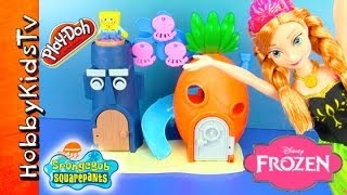 Anna Reviews SpongeBob's Toy House