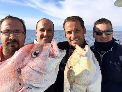 SEAGAME prima prova in pesca!