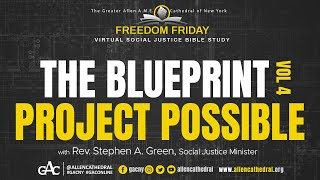 The Blueprint Vol 4: Project Possible  | Freedom Friday Bible Study
