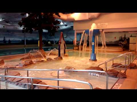 Welcome To The Houston, British Columbia Leisure Facility