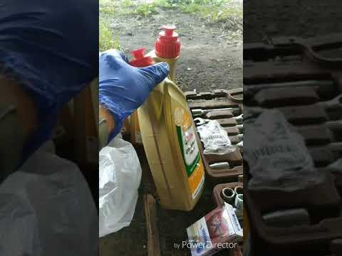 Как проверить масло в коробке пассат б5 механика