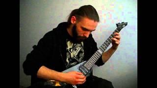 Decapitated - Homo Sum guitar cover