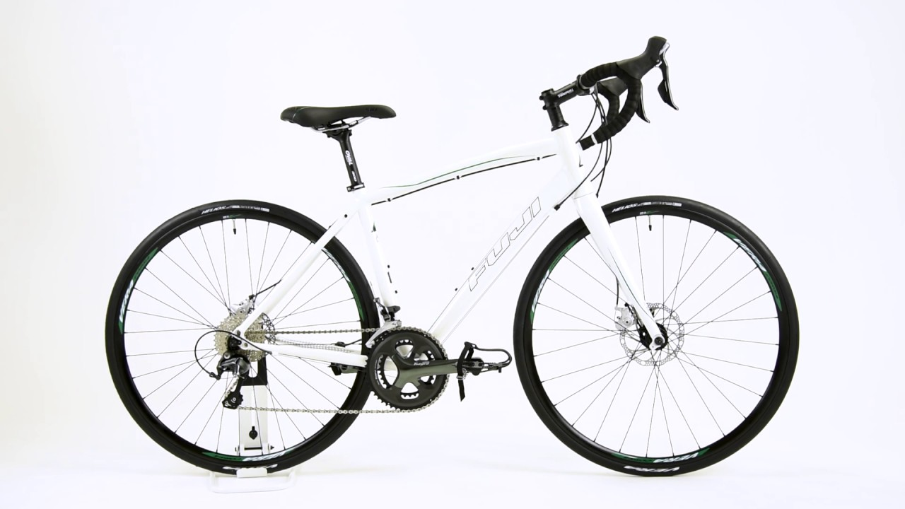 Fuji Finest Women S Road Bike Product Video By Performance Bicycle