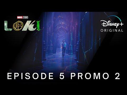 Marvel Studios' LOKI   EPISODE 5 PROMO TRAILER 2   Disney+
