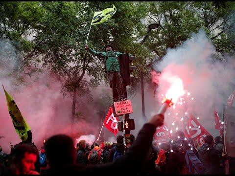 فرنسا: إضراب مفتوح احتجاجا على خطة إصلاح نظام التقاعد  - 06:59-2019 / 12 / 5