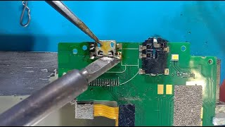 How To Remove Micro USB Connector © WITHOUT HOT AIR