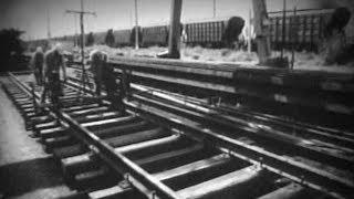 Передовой опыт сооружения железнодорожного пути (1988)(Высокие темпы развития народного хозяйства страны требуют интенсивного сооружения новых железнодорожных..., 2014-03-22T13:05:51.000Z)