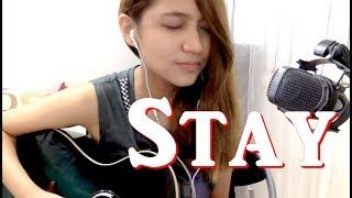 Stay - Carol Banawa (Cover) - Rie Aliasas