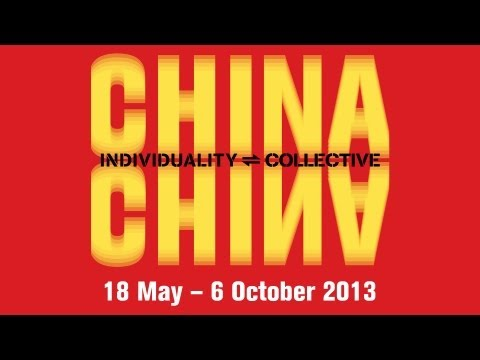 "Trailer to ""China China"", a group show of Chinese artists at the PinchukArtCentre"