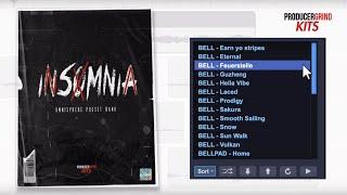 "Omnisphere Preset Bank - ""Insomnia"" | Kit Preview + Download"