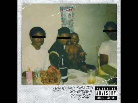 Kendrick Lamar - Sherane aka Master Splinter's Daughter