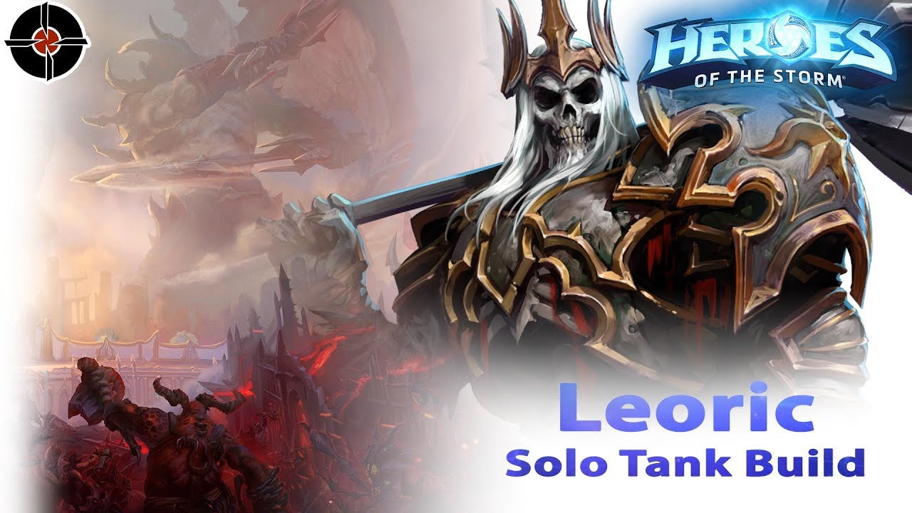 Heroes Of The Storm Build Leoric