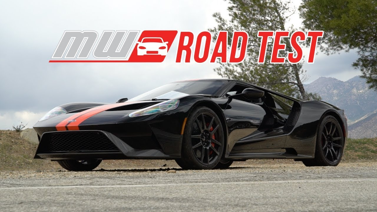2018 Ford GT | Road Test