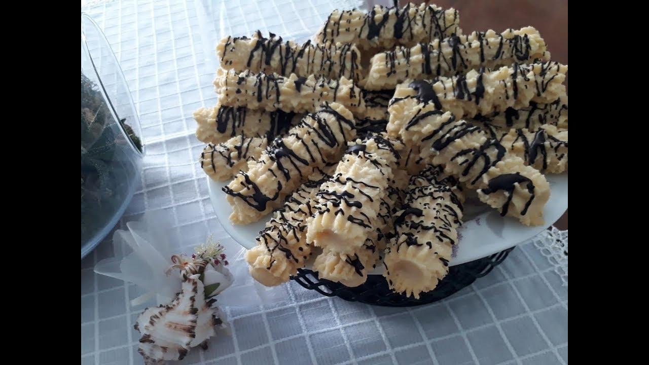 Tırtıl kurabiye / çok kolay tarifler