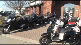 Motorcyclists Deliver Holiday Cheer With Annual Toy Run