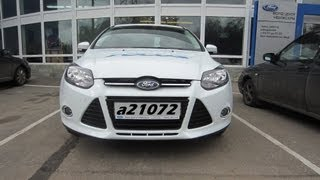 видео Тест-драйв Ford Focus