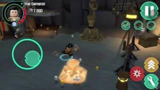 LEGO® Star Wars™: TFA gameplay Android-iOS