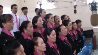 Con muốn dâng lên Ngài : Ca đoàn Hiền Mẫu Gx Nghĩa Hoà - Saigon