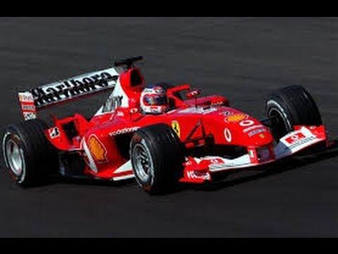 2 - FORMULA 1 GP EUROPA/NURBURGRING - 2002 - (2ª VITÓRIA DE RUBENS BARRICHELLO)