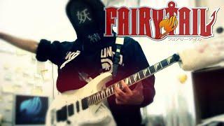 【KUROEN】「TAB」Funkist - Ft. Fairy Tail OP3 Guitar Cover