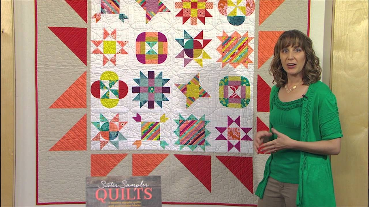 Love of Quilting: Tips from the 2800 Series — Sister Quilt Blocks ... : how to put together a quilt - Adamdwight.com