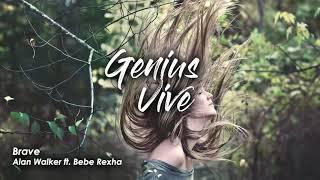 Download Alan Walker ft. Bebe Rexha - Brave Mp3