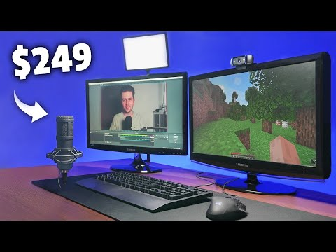 Building a COMPLETE Streaming Setup For $250
