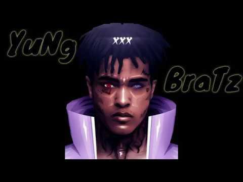 XXXTENTACION - YuNg BraTz Prod. STAIN (Lyrics)