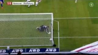 Hannover 96 : VFL Wolfsburg