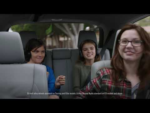 The Honda Pilot: Style Takes Center Stage
