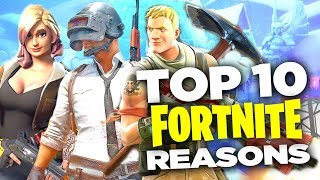 The REAL Reason Fortnite Battle Royale is so Successful
