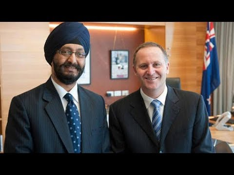 Private Members Bill on Sikhs carry kirpan in New Zealand 🇳🇿