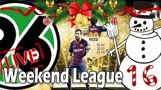 MESSI IN MEINEM TEAM! - Hannover 96 vs. Bayern Review - Adventskalender #16