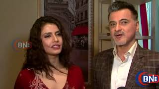 SANJAY KAPOOR & SMRITI KALRA EXCLUSIVE INTERVIEW FOR UPCOMING SHOW DIL SAMBHAL JA ZARA