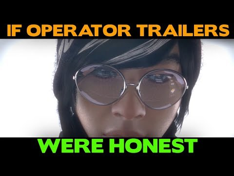 If Operator Trailers Were Honest || Dokkaebi