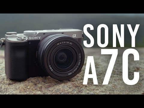 Sony Announces Compact, Full-Frame a7C Mirrorless Camera; More Info at B&H