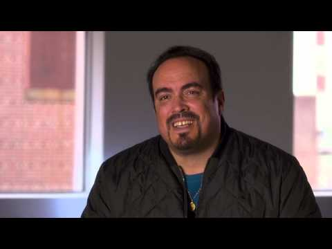Annie: David Zayas Official Interview