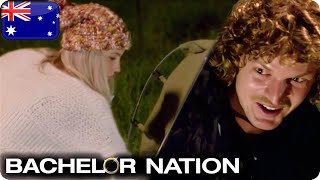 Rom Sneaks Into Nick's Bed | The Bachelor Australia