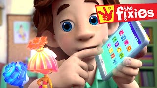 The Fixies ★ THE FIXIPHONE | MORE Full Episodes ★ Fixies English | Videos For Kids