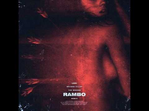 Bryson Tiller- Rambo Remix ft Logic, The Weeknd